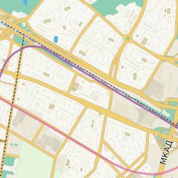Улица Юных Ленинцев - MRM ru - Мой Район Москвы