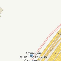 МТС - метро Бабушкинская - адреса на карте Москвы