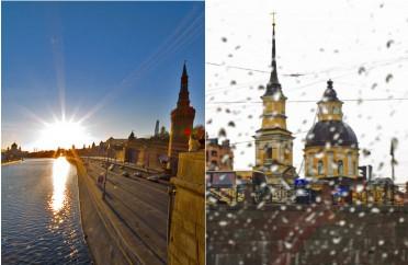 Москва vs санкт петербург