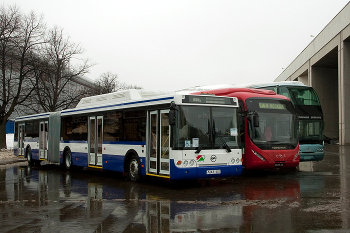 городской транспорт москва: