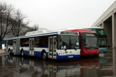 Городской транспорт москвы в день