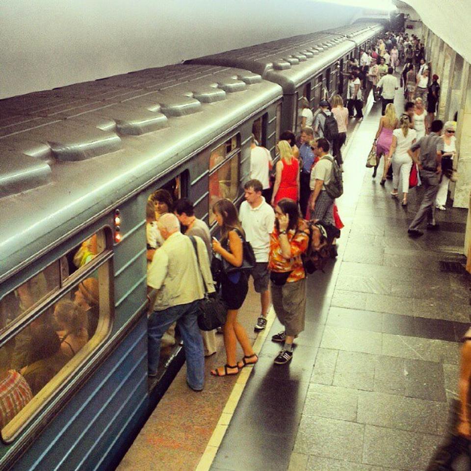 Центральный участок Калужско-Рижской линии метро закроют наремонт 28августа