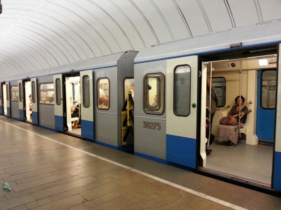 Часть серой веточки метро закроют с26 по28августа