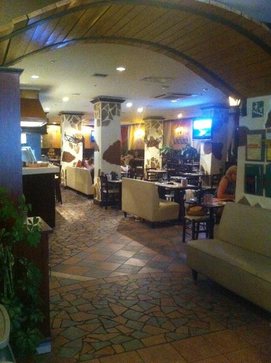 Ресторан il patio (иль патио) на пушкинской пл пушкинская, 5, м пушкинская