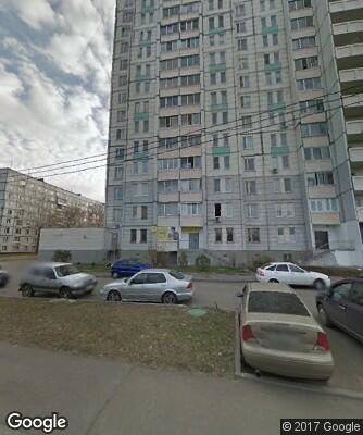 Москва улица осташковская