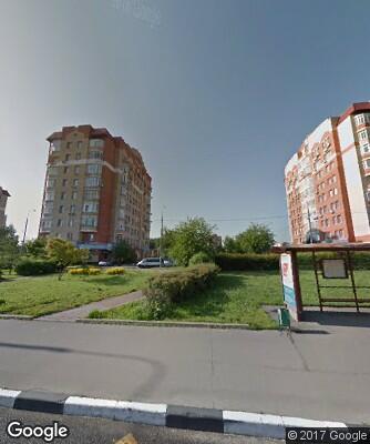 ул родионовская на карте москвы