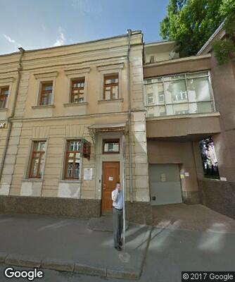 decbcabf89b8 Вознесенский переулок д. 11 строение 1 на карте Москвы