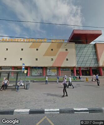 509a09982610 Семеновская площадь д. 1 - Семёновский, Торговый центр на карте Москвы