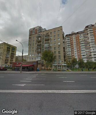 8e5edce94423 Улица 1905 года д. 11 строение 1 на карте Москвы