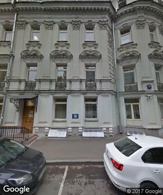 b3b3fa6a0d95 Тверская улица д. 11 строение 1 на карте Москвы