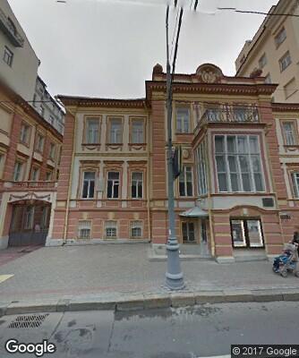 a747c3cec5ee Тверской бульвар д. 11 строение 1 на карте Москвы