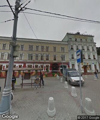 Цветной бульвар д. 25 строение 4 на карте Москвы d8d3a9c00d0
