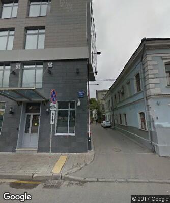 Цветной бульвар д. 32 строение 4 на карте Москвы 9d0b800fff3