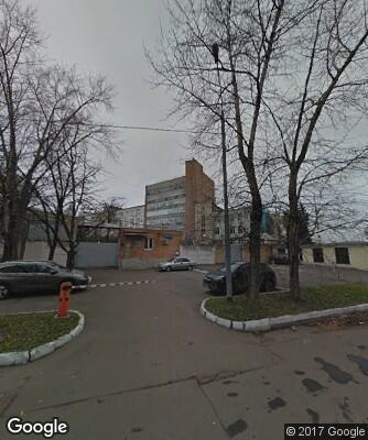 Ул годовикова 9 какой район москвы