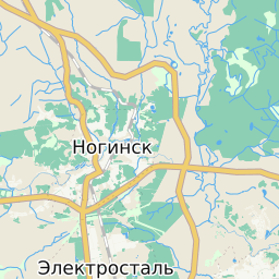 Автобус ногинск щелковская