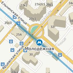 салон теле2 у метро молодежная