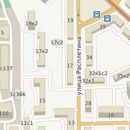 a431603715f2 Теле2 - метро Октябрьское Поле - адреса на карте Москвы