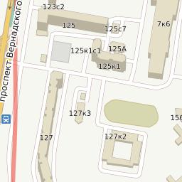 Парковки у метро тропарево