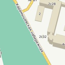 Саляма адиля улица д 2/44 как проехать
