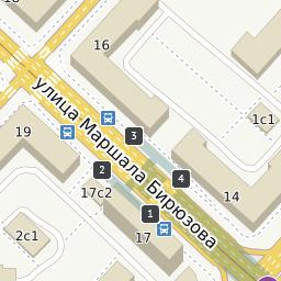 b2dfb9df3126 Метро Октябрьское Поле на карте Москвы - как доехать