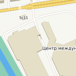 Краснопресненская наб д 12 смотреть на карте москвы