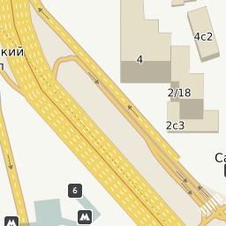 Карта проезда савеловская кузнецкий мост