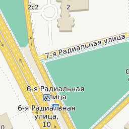 Получения ТУ Радиальная 3-я улица получения ТУ до сдачи объекта в Крюковский тупик